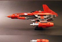 Lego spaceships- The best spaceships