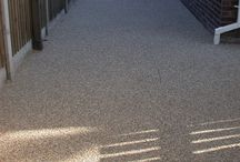 resin bound permeable paving not required / resin bound permeable paving not required we use resin bonded stone for these sorts of projects. Completed in a day, no mess, no skips