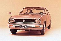 Despre Honda / Un omagiu ilustrat adus marcii Honda