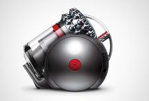 Dyson Cylinder Hoovers