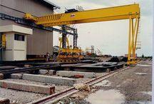 Ellsen well build workshop gantry crane for sale