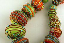 LAMPWORK: Beads
