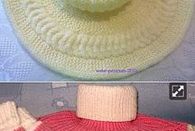 Crocheting - Clothing & Accessories