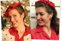 Vintage Hair & Hats