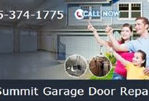 Summit Garage Door Repair / Summit Garage Door Repair is a locally family owned and operated business that is proudly serving the Seattle area providing superior garage door repair.