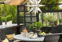 Home Outdoor Living Space