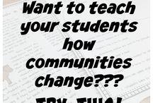 | communities |