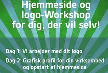 Mine kurser og workshops