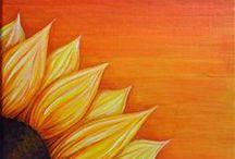 Sunflowers for GA / by Breanna McCollum