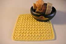 Can now crochet...kitchen witchen