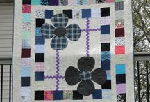 Memory quilt / by Katie Whitcomb