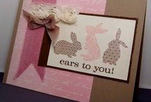 Easter Stampin' Up! / by Michelle Curran-Borrego, Independent Stampin' Up! Demonstrator
