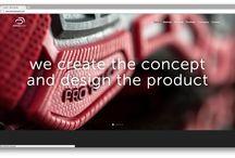 Attiva studio   OKCS Web Project / Il sito disegnato e sviluppato da OKCS concilia l'esigenza di raccontare in modo chiaro e semplice una tipologia di servizio come quello del design di prodotto, mostrando, in maniera non troppo invasiva, una sezione che funge da showroom digitale.  Foto di Andrea Sottana    attivastudio.com