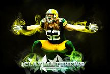 Packers! Go Packers! / Love them thar Packers Football with a passion!