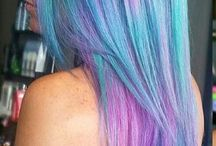 awesome hair colours