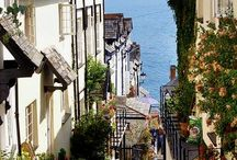 Very English Places to Go