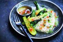 Diner healthy / Pas d'inspiration ? Envie de tester de nouvelles recettes ? Suivez le guide ! --> --> http://blog.fitnext.com/recettes-minceur