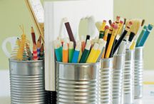 ECE Organisation Ideas / organisational tips for preschool or the home / by Jennifer Kable