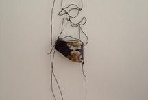 Julia Jowlet Wire Drawing