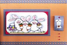 Spring and Easter Card Sample / Hand Made Cards