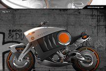 two wheel, Rider, motorbiker