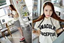 Young Girl Style / Genç kızların tarzı,giyimi