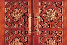ding dong / doors doors and more doors / by Allison Gould
