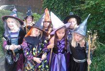 Kinderfeestjes / Alles voor een geslaagd kinderfeestje - uitnodigingen, traktaties, themafeestjes