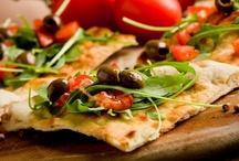 Pizza's / Pizza's Homemade or in Ristorante