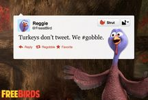 Turkey Tweets / by Free Birds Movie