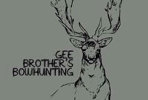 Gee Brother's Bowhunting / Follow my brother and I as we endeavor to Bowhunt Australia's feral game species