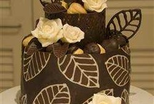 chocolat and more dessert lovers delights / www.nataliesoferweddingsandevents.com