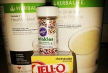 herbal life shake recipes
