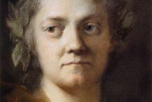 Rosalba Carriera / Venezia, 12 gennaio 1673 – Venezia, 15 aprile 1757