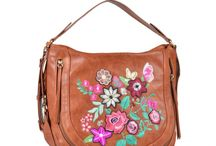 Desigual A/I 16-17 / #desigual #borse #donna #handbags #color #winder #fallwinter #women