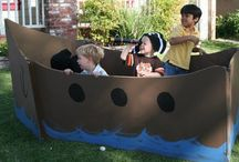 Pirate Party / by Amy Cripps