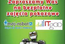 Kurs Robotyki Lego od ITgoo