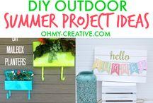 Interesting DIY Ideas / by Diane Yamamoto