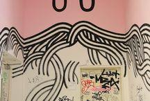 Mural lines