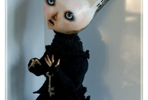 dolls and dollmaking: inspiration / by Chicago Fandom