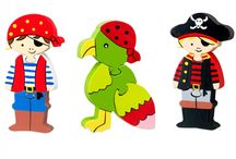 Pirate Toys / At what2buy4kids we stock a large collection of pirate toys for little ones! All of our pirate toys and gifts will bring a smile to your child's face!
