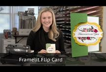 Brandy Cox Cards & Tutorials by SU / by Mary McCready