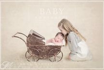 Siblings newborn photos