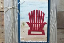 Cards...Red Chair