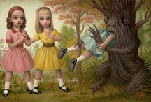 Mark Ryden / by Cardelli Alessandro