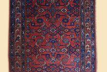 Fine Mahal Rugs / Main Street Oriental Rug's selection of Fine Mahal Rugs
