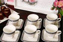 Çay & Kahve Takımları / Evino'nun zarif çay ve kahve takımları ile sunumda şıklığı yakalayın.