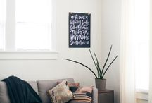 Apartment Inspiration / by Mikinzie Stuart