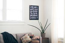 Apartment Inspiration / by Mikinzie Stuart