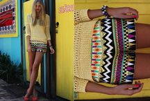 Boho Chic Style / Great pieces and outfits I would love to wear.